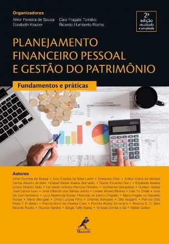 Livro Planejamento Financeiro Pessoal E Gestão Do Patrimônio  - LIVRARIA ODONTOMEDI