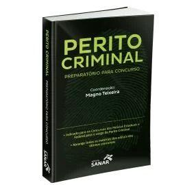 Perito Criminal - Preparatório Para Concursos  - LIVRARIA ODONTOMEDI