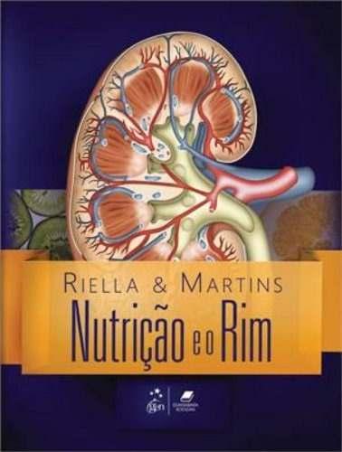 Livro Nutrição E O Rim  - LIVRARIA ODONTOMEDI