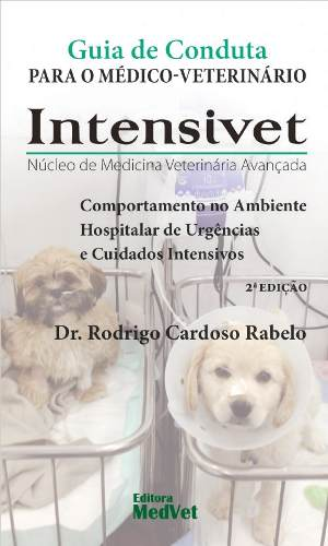 Livro Guia De Conduta Para Médico-veterinário Intensivet  - LIVRARIA ODONTOMEDI