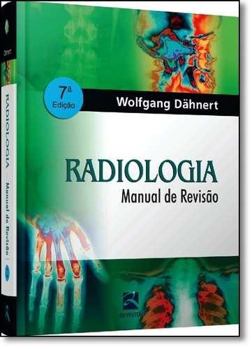 Livro Radiologia: Manual De Revisão  - LIVRARIA ODONTOMEDI