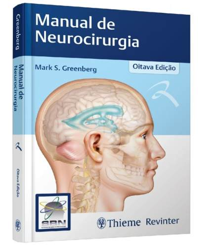 Livro Manual De Neurocirurgia  - LIVRARIA ODONTOMEDI