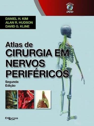 Livro Atlas De Cirurgia Em Nervos Periféricos  - LIVRARIA ODONTOMEDI