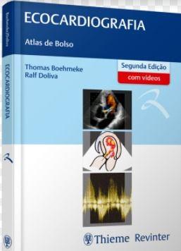 Livro Boehmeke Ecocardiografia Atlas De Bolso 2ª Edição  - LIVRARIA ODONTOMEDI