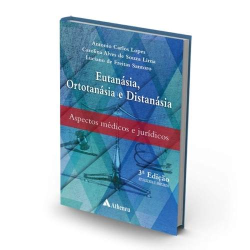 Livro Eutanásia, Ortotanásia E Distanásia Aspectos Medicos  - LIVRARIA ODONTOMEDI