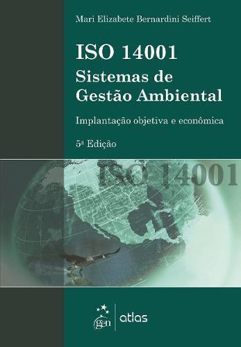 Livro Iso 14001 Sistemas De Gestão Ambiental  - LIVRARIA ODONTOMEDI