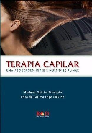 Livro Terapia Capilar - Uma Abordagem Inter E Multidiscip.  - LIVRARIA ODONTOMEDI