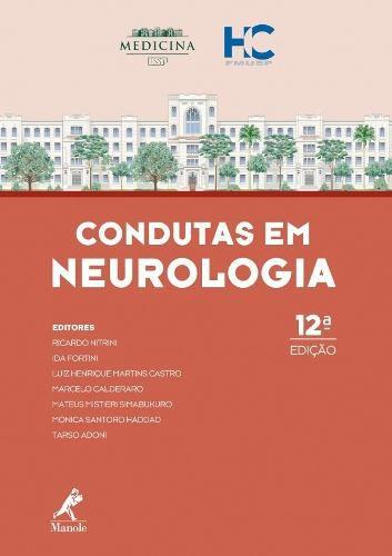 Livro Condutas Em Neurologia  - LIVRARIA ODONTOMEDI