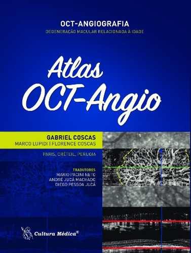 Livro Atlas Oct-angio  - LIVRARIA ODONTOMEDI