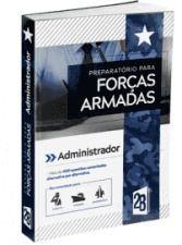 Livro Preparatório Para Forças Armadas Administrador  - LIVRARIA ODONTOMEDI