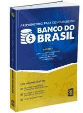Livro Preparatório Para Concursos Do Banco Do Brasil  - LIVRARIA ODONTOMEDI