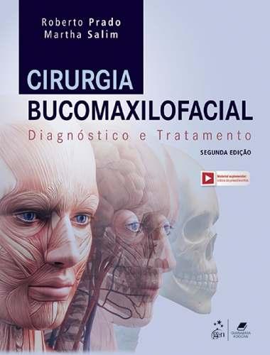 Livro Cirurgia Bucomaxilofacial Diagnóstico E Tratamento  - LIVRARIA ODONTOMEDI