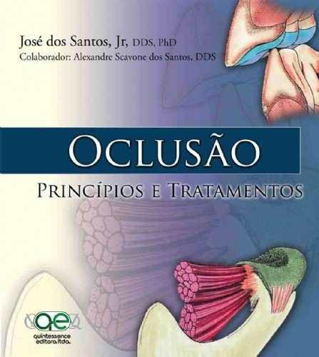Livro Oclusão - Princípios E Tratamentos  - LIVRARIA ODONTOMEDI