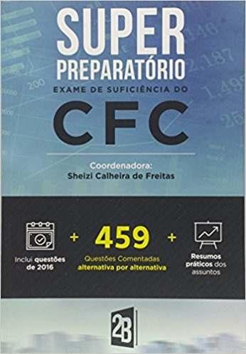 Livro Super Preparatrio Exame De Suficiencia Do Cfc - 459  - LIVRARIA ODONTOMEDI