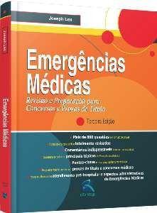 Livro Emergências Médicas Revisão E Prep Para Conc E Provas  - LIVRARIA ODONTOMEDI