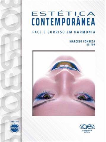 Livro Sboe Estética Contemporânea  - LIVRARIA ODONTOMEDI