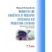 Manual Colorido De Medicina De Urgência E Terapia Intensiva
