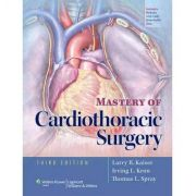 Mastery Of Cardiothoracic Surgery