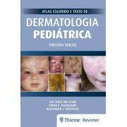 Atlas Colorido E Texto De Dermatologia Pediátrica