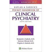 Kaplan & Sadocks Pocket Handbook Of Clinical Psychiatry