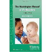The Washington Manual Of Pediatrics