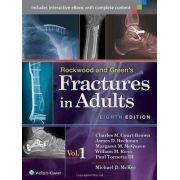 Rockwood & Green Fractures In Adults 2 Vols