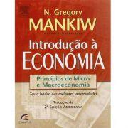 Introdução À Economia - Princípios De Micro E Macroeconomia