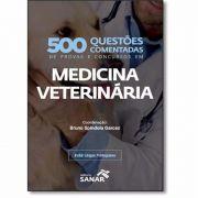 500 Questões Comentadas Em Medicina Veterinária