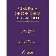 Cirurgia Ortopédica De Campbell Vol.1 2 3 E 4 10ª Edição