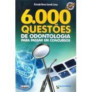 6.000 Questoes De Odontologia Para Passar Em Concursos