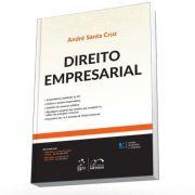 Direito Empresarial André L Santa Cruz Ramos 8ª Ed. 2018