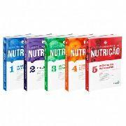 Nutrição Para Concursos E Residências Volumes 1 2 3 4 E 5