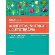 Krause Alimentos, Nutrição E Dietoterapia- 14ªedição