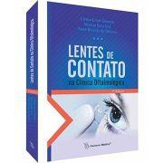 Livro Lentes De Contato Na Clínica Oftamológica