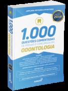 1.000 Questões Coment. de Provas e Conc. em Odontol. - 2ª Ed