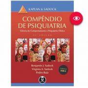 Compêndio De Psiquiatria - Kaplan & Sadock, 11ª Ed.