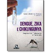 Dengue, Zika E Chikungunya - Diagnóstico, Tratamento E Preve