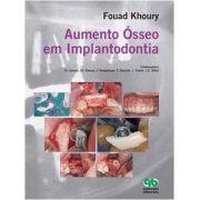 Livro Aumento Ósseo Em Implantodontia