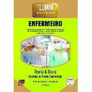 Livro - Quimo - Enfermeiro (com Cd-rom) Novo