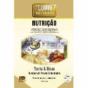 Quimo Nutrição Teoria & Dicas+cd- Ed Águia Dourada