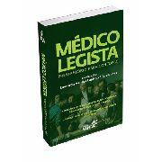 Livro - Médico Legista: Preparatório Para Concurso