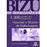 Bizu - Auxiliar E Técnico De Enfermagem - 1.300 Questões