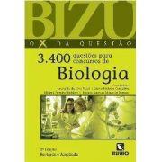 Bizu 3.400 Questões Para Concursos De Biologia