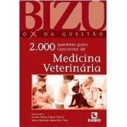 Bizu De Medicina Veterinária - 2000 Questões - Novo