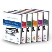 Clínica Médica Diagnóstico E Tratamento 6 Volumes