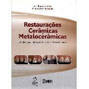 Livro Restaurações Cerâmicas E Metalocerâmicas - Detalhes Pa