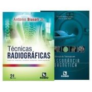 2 Livros Radiologia Técnicas Radiográficas
