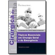 Topicos Essenciais Em Cirurgia Geral E De Emergencia -