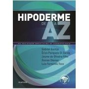 Hipoderme De A A Z - 1ª Edição