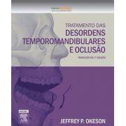 Livro Tratamento Das Desordens Temporomandibulares E Oclusão